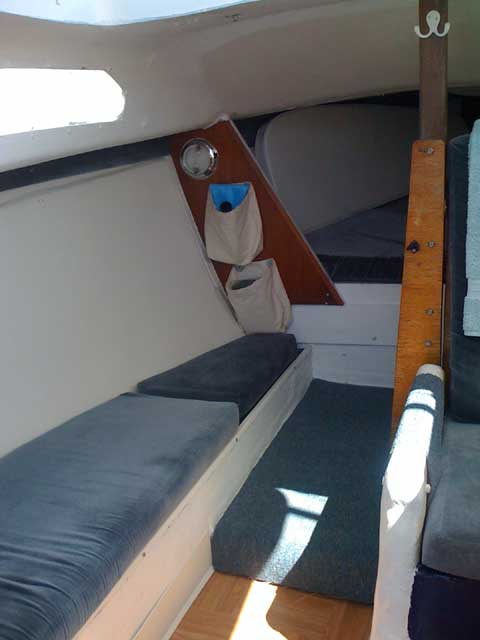 Venture 224, 1973 sailboat