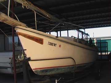 1973 Venture of Newport 23