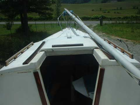 Boat Anchors For Sale >> Venture 24 sailboat for sale