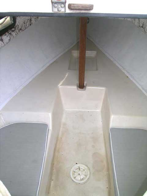Sailboat Trailer For Sale >> Victoria 18 sailboat for sale