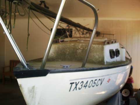 Victoria 18 sailboat