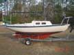 1981 Victoria 18 sailboat