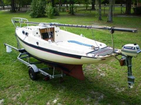 Victoria 18 Sailboat For Sale