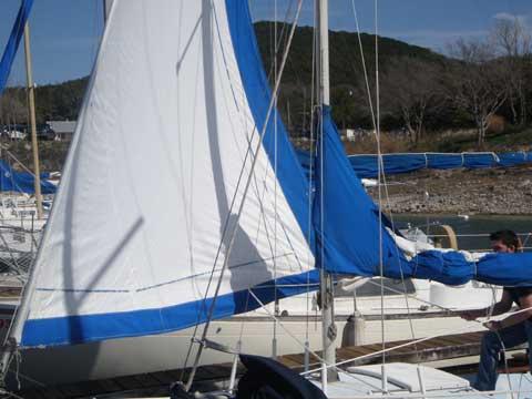 Victory 21, 1968 sailboat