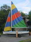 1973 Viper 15 sailboat