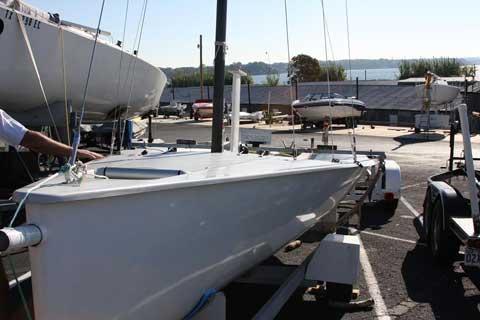 Viper 640 sailboat