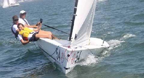 Viper 640, 2007 sailboat