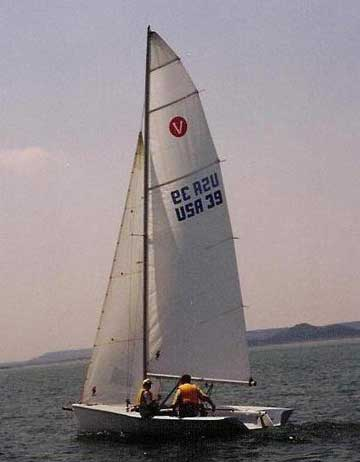 1997 Viper 640 sailboat