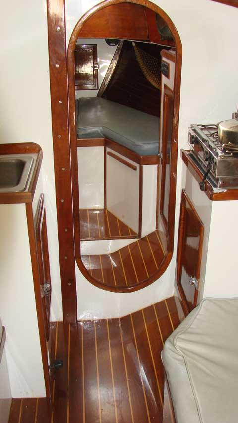 Voyager 26 sailboat