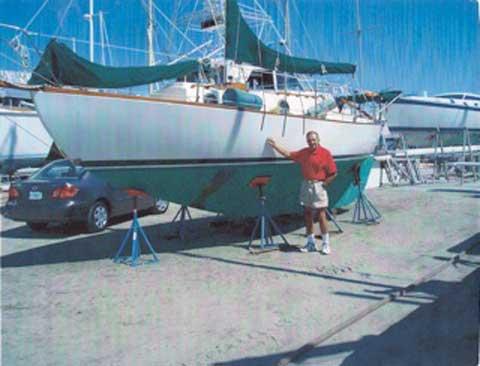 Voyager 26, 1980 sailboat