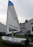 2005 Walker Bay 10 dinghy sailboat