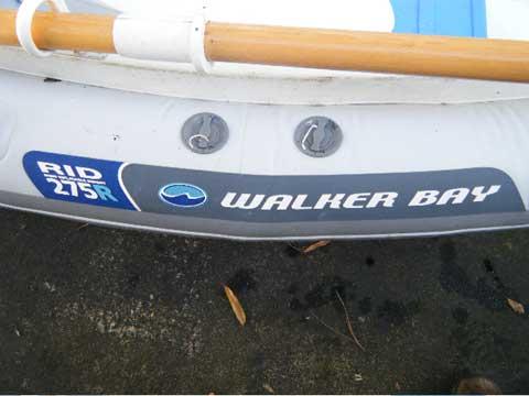 Walker Bay 8 sailboat