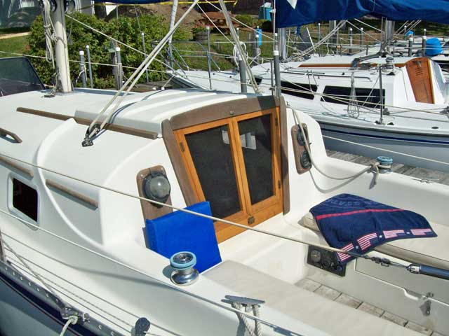 Watkins 25 Sailboat For Sale
