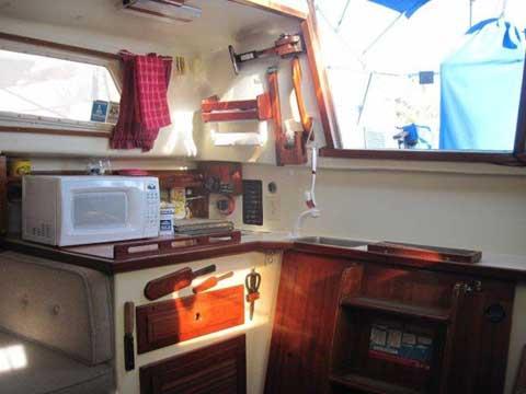 Watkins 27, 1979 sailboat