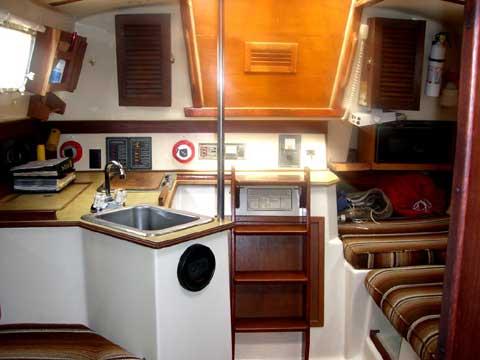 Watkins 27, 1982 sailboat