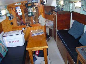 1979 Watkins 27 sailboat