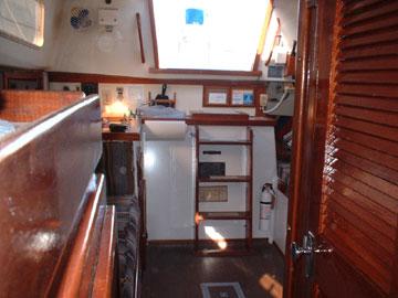 1980 Watkins 27 sloop