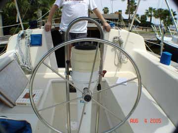 1984 Watkins 29 sailboat