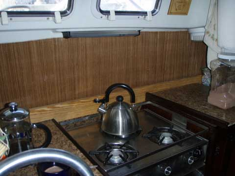Wauquiez Chance 37 sailboat