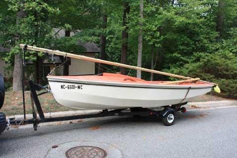 Wayfarer 16, 1970 sailboat