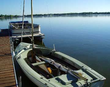1968 Wayfarer 16 15 6 ft  with trailer and all accessories included