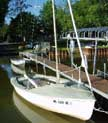 1968 Wayfarer sailboat