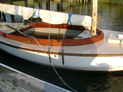 Wee Scot 15 sailboat