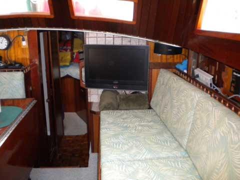 Wellington 44 sailboat