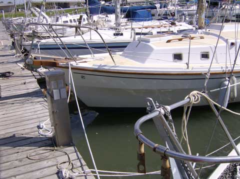 Westerly Renown Ketch, 1972 sailboat