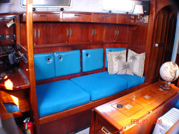 1976 Westerly 36 sailboat