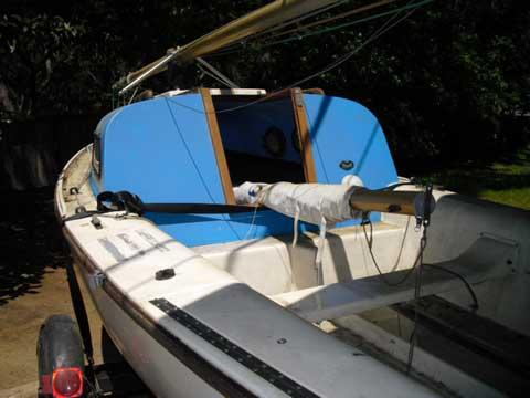 Westerly Nimrod, 18', 1970 sailboat