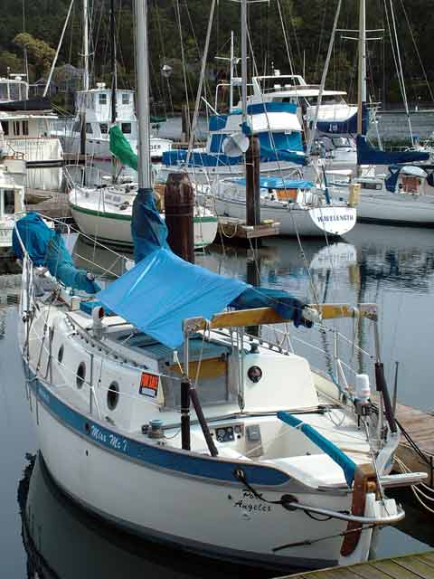 Westsail 28 Sailboat For Sale