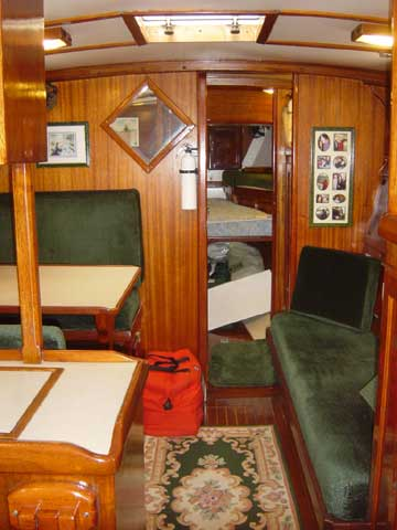 1975 Westsail 32 sailboat