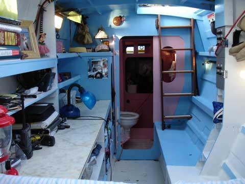 Captain Cook Pahi 42 catamaran sailboat
