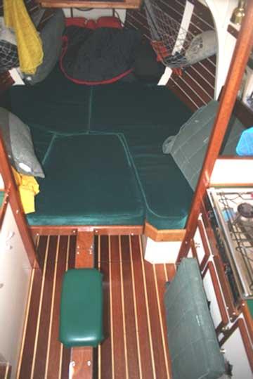1997 Whisstock 17 sailboat