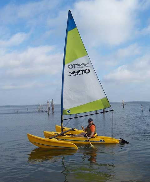 Windrider 10 Sailboat For Sale