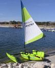 2002 Windrider 10 sailboat
