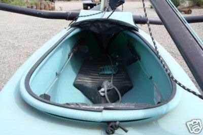 Windrider 16, Trimaran sailboat