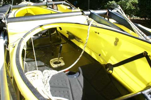 Windrider 17 tri, 2002 sailboat