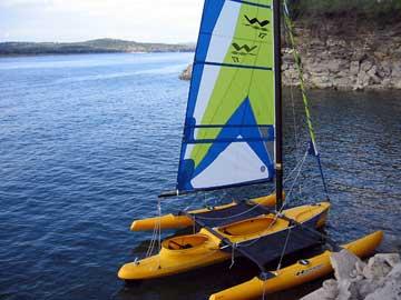 2003 WindRider 17 Trimaran