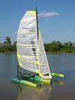 2001 Windrider Rave sailboat