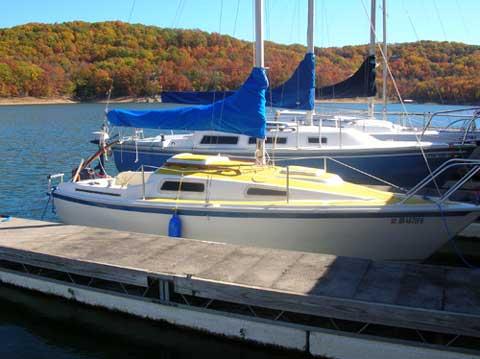 Windrose 18, 1997 sailboat