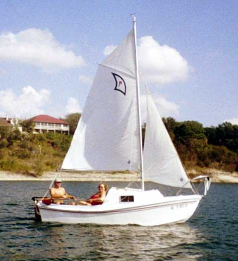 West Wight Potter 15, 2003, Temple, Texas sailboat