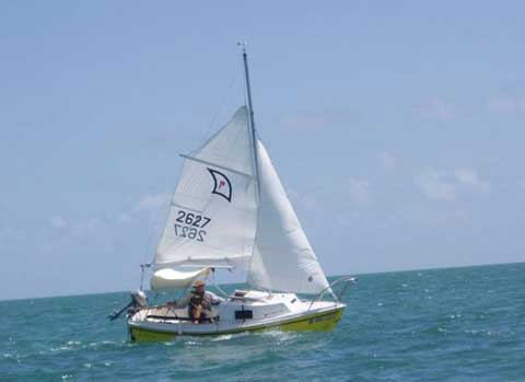 West Wight Potter 15 Fort Lauderdale Florida Sailboat For Sale