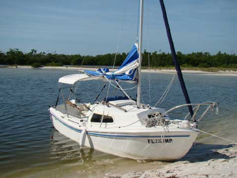 West Wight Potter 15 1994 Winter Haven Florida Sailboat