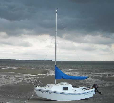 West Wight Potter, 15, 2002 sailboat