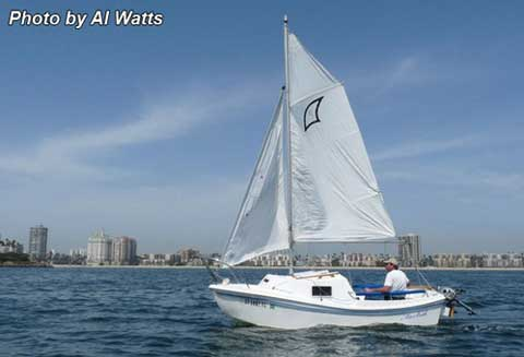 West Wight Potter 15, 2004 sailboat