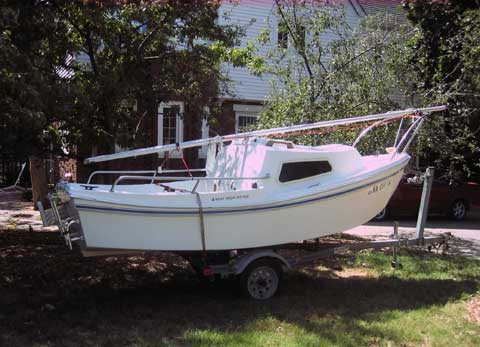 West Wight Potter 15, 1994 sailboat