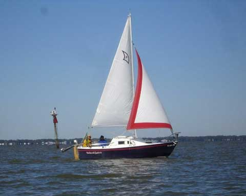 West Wight Potter, P19, 2002 sailboat