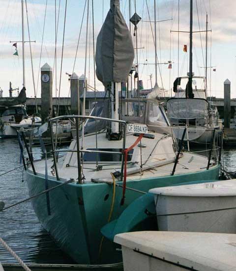 Wylie 34 sailboat